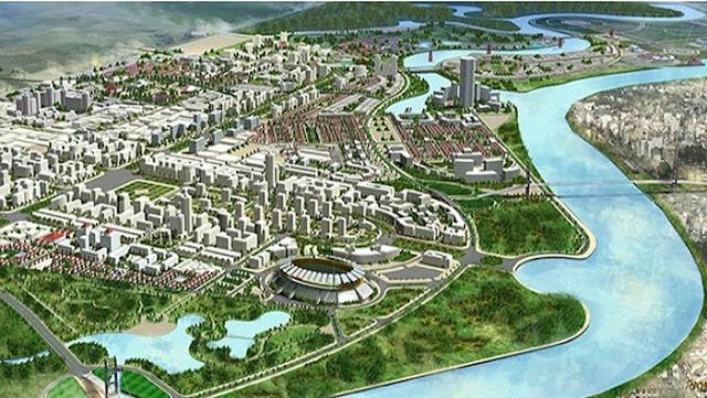 Hải Phòng khởi động Dự án Khu đô thị mới Bắc sông Cấm