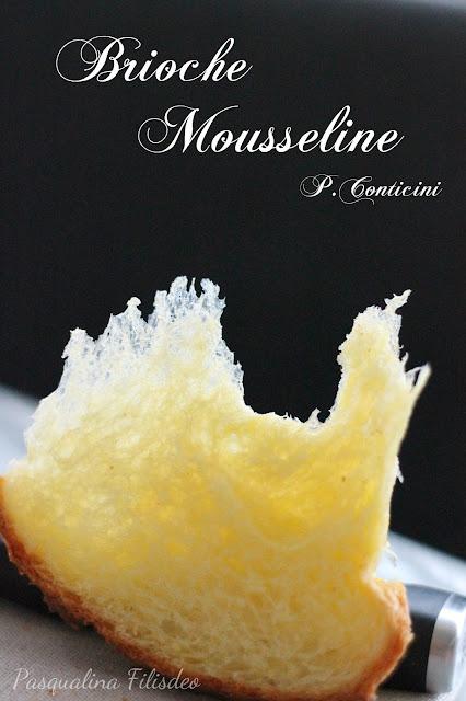 Brioche Mousseline di Philippe Conticini