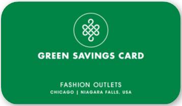 Green Saving Card em Chicago