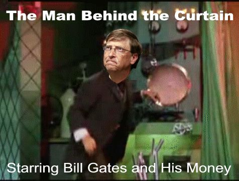 Image result for big education ape gates starving schools to death