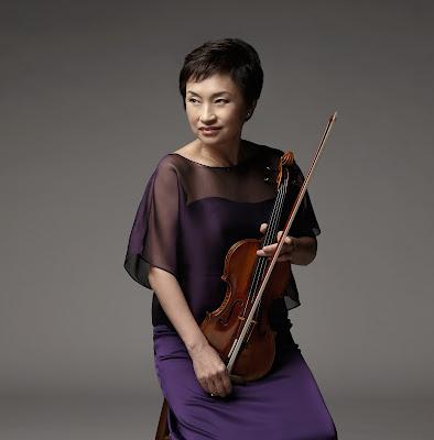 Kyung Wha Chung (Photo Kang Taewook)