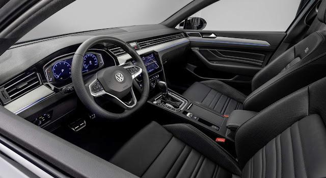 Novo VW Passat Variant 2020