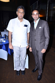 Manish Tewari and Varun Malhotra