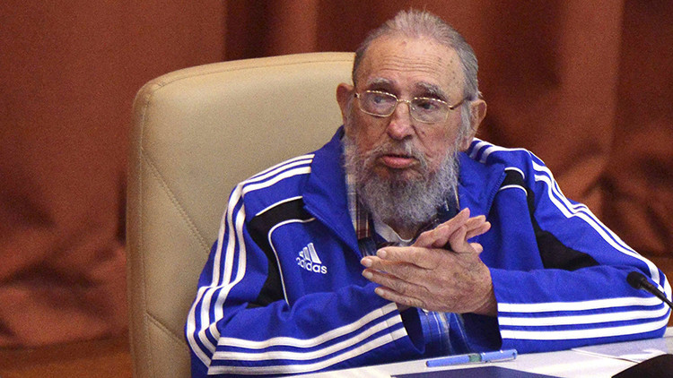 """Fidel Castro advierte del """"mayor peligro que hoy se cierne sobre la Tierra"""""""