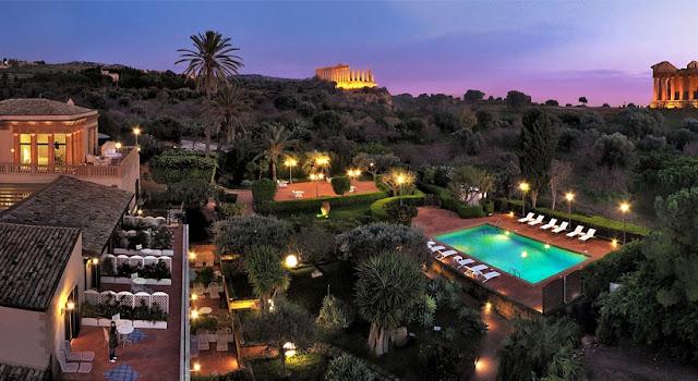 Agrigento na Sicília