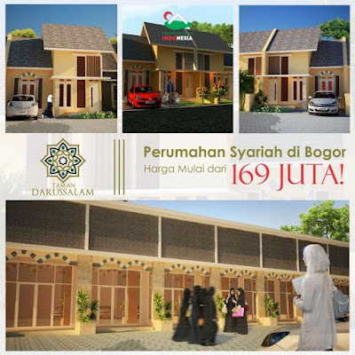 Perumahan Syariah Taman Darussalam Dramaga