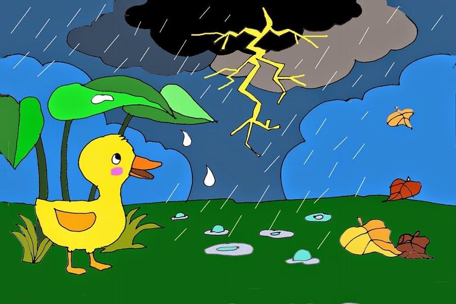 Truyện nàng tiên mưa
