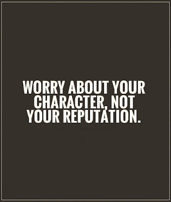 Quotation On Character