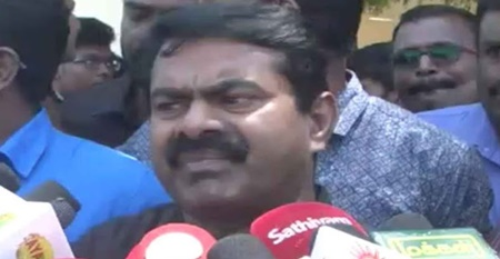 TN is now a leaderless and fatherless home, slams Seeman | #Seeman #Sterlite
