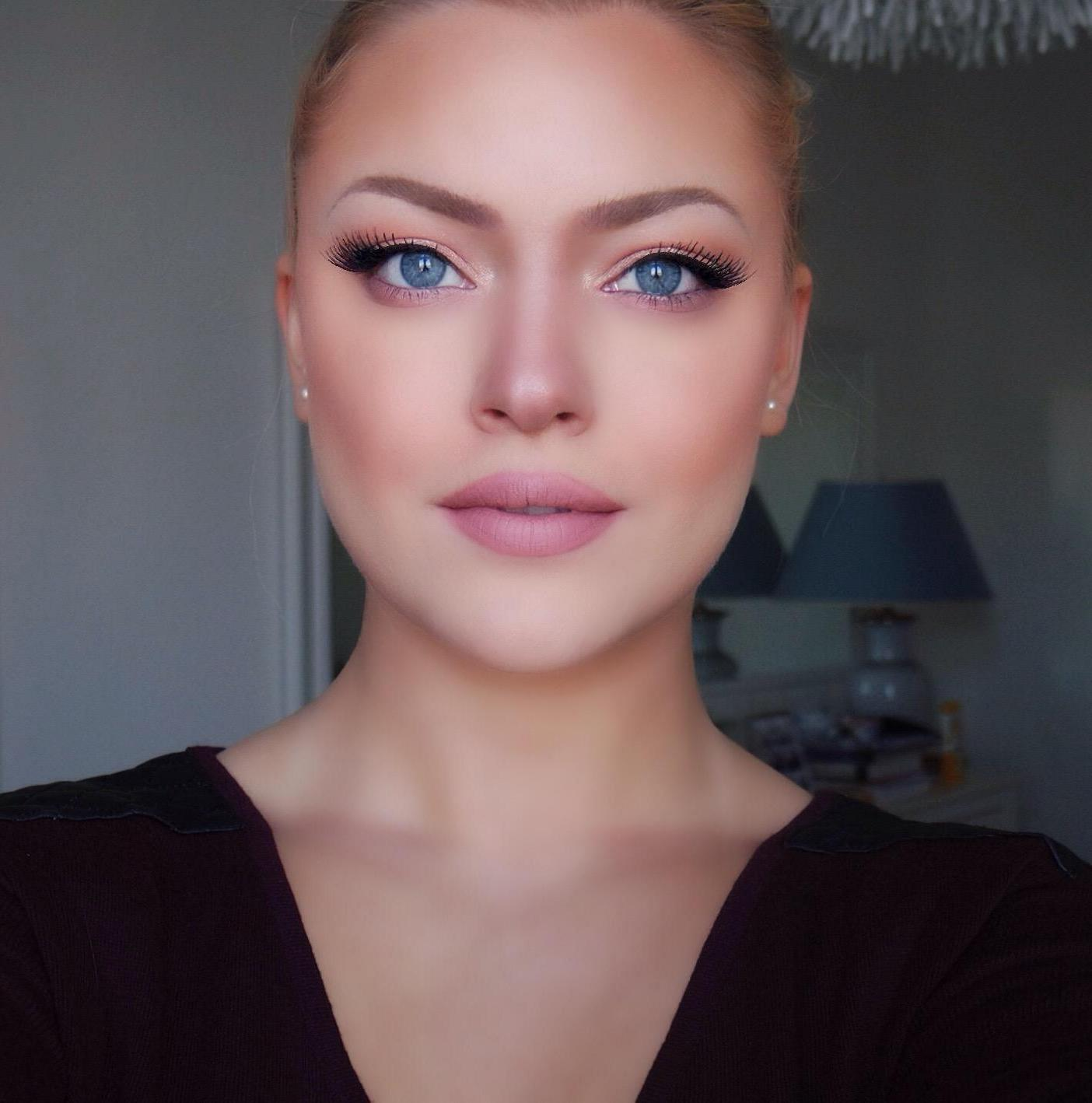 Wedding Hair And Makeup: Beauty Blog: Soft & Romantic Rose Gold