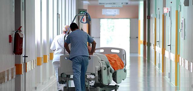 Furti in struttura sanitaria, arrestato a Bisceglie