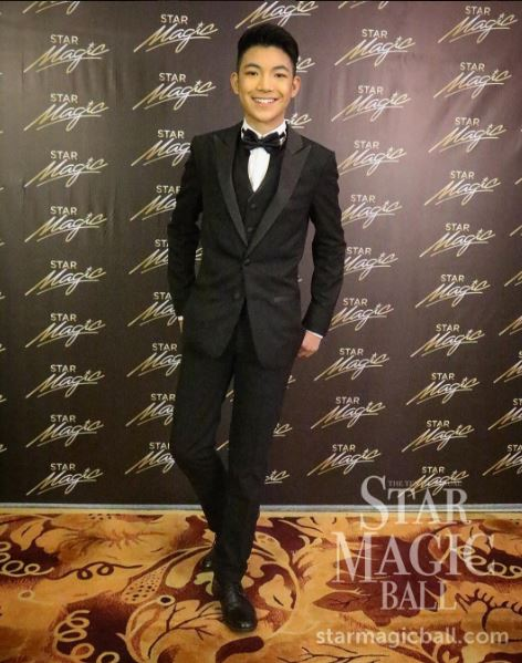 Darren Espanto Star Magic Ball 2016