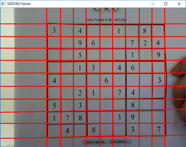 Building a simple SUDOKU Solver from scratch - Part 1 Grid