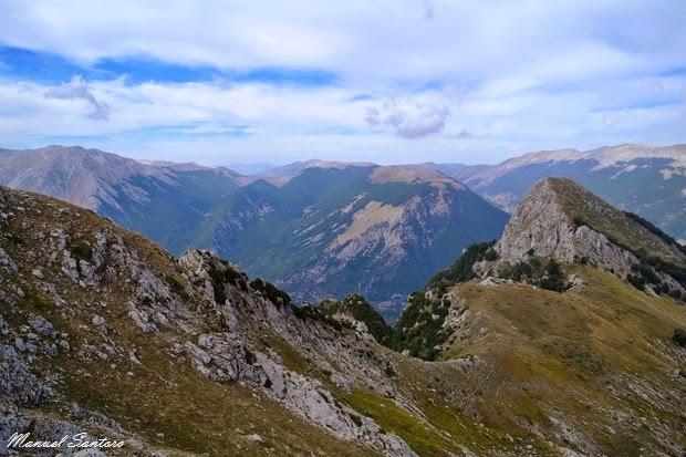 Parco Nazionale d'Abruzzo, Passo Cavuto