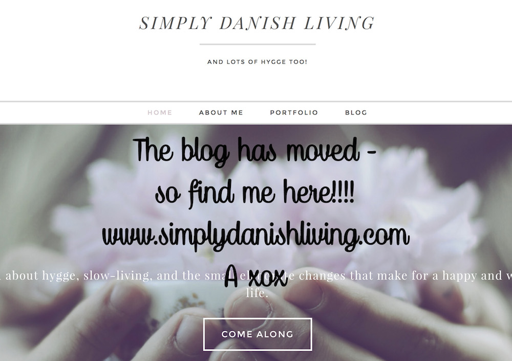 The blog is moving!!!!