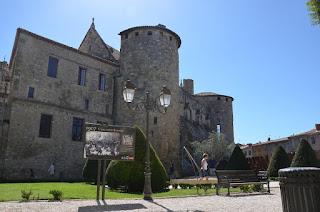 Narbona. El Palau dels Arquebisbes
