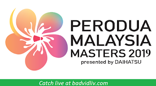 Malaysia Masters 2019 live streaming
