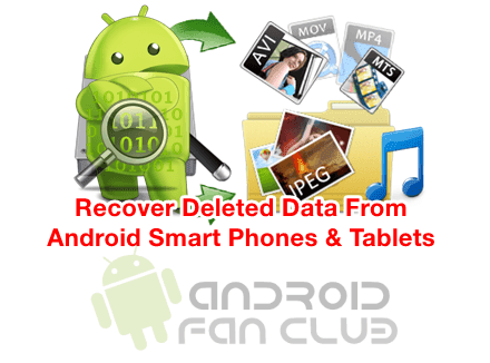 How To Recover Deleted / Lost Data Images Videos Texts Messages Contacts Documents From Android Smartphones & Tablets