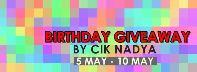 https://loveneddy.blogspot.my/2017/05/birthday-giveaway-by-cik-nadyya-second.html