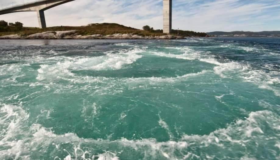 Saltstraumen Whirlpools