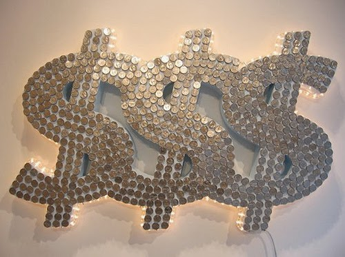 Ideas Money Art