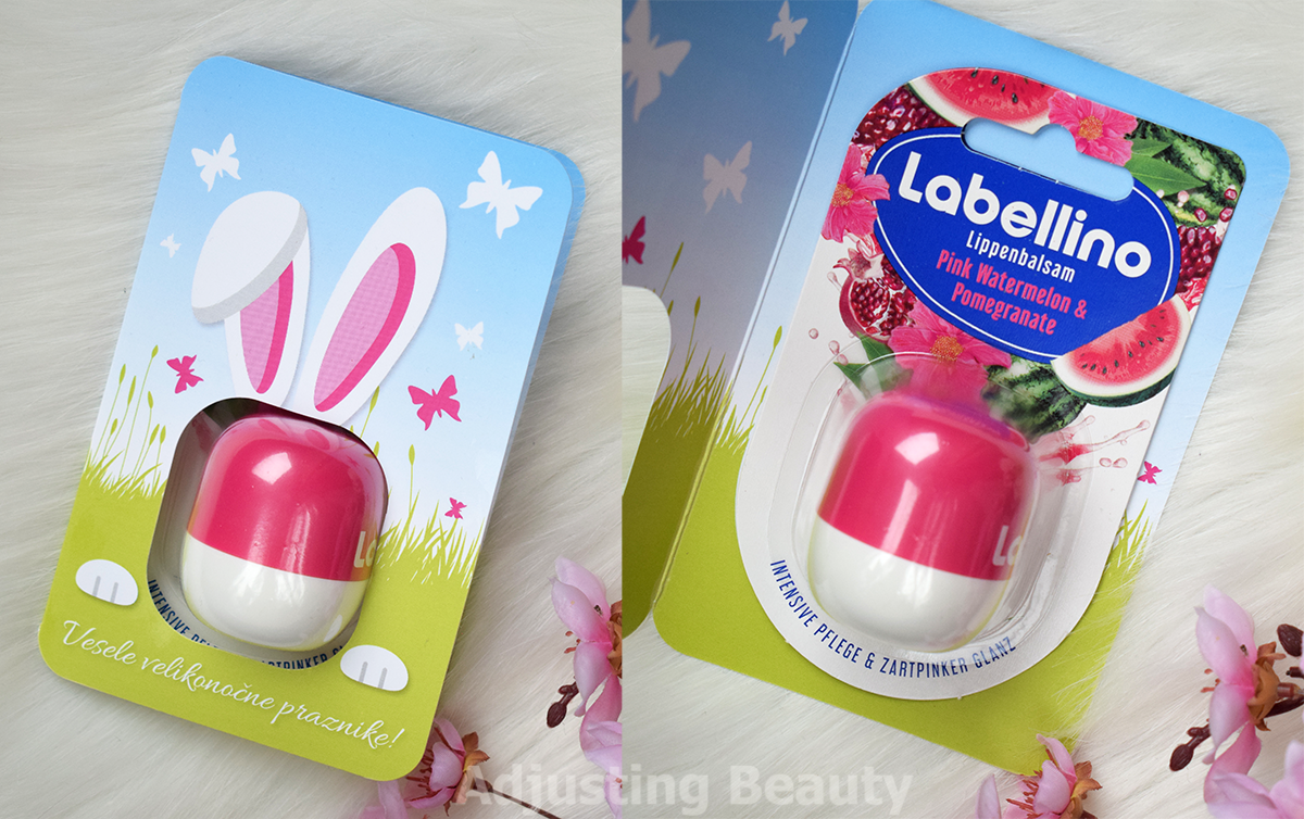Adjusting Beauty Nivea Lip Butter Vanilla 167 Gr Labellino Balm Pink Watermelon Pomegranate