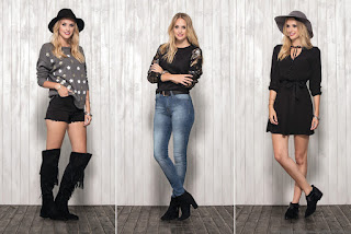 Núcleo Moda otoño invierno 2016 ropa de moda.