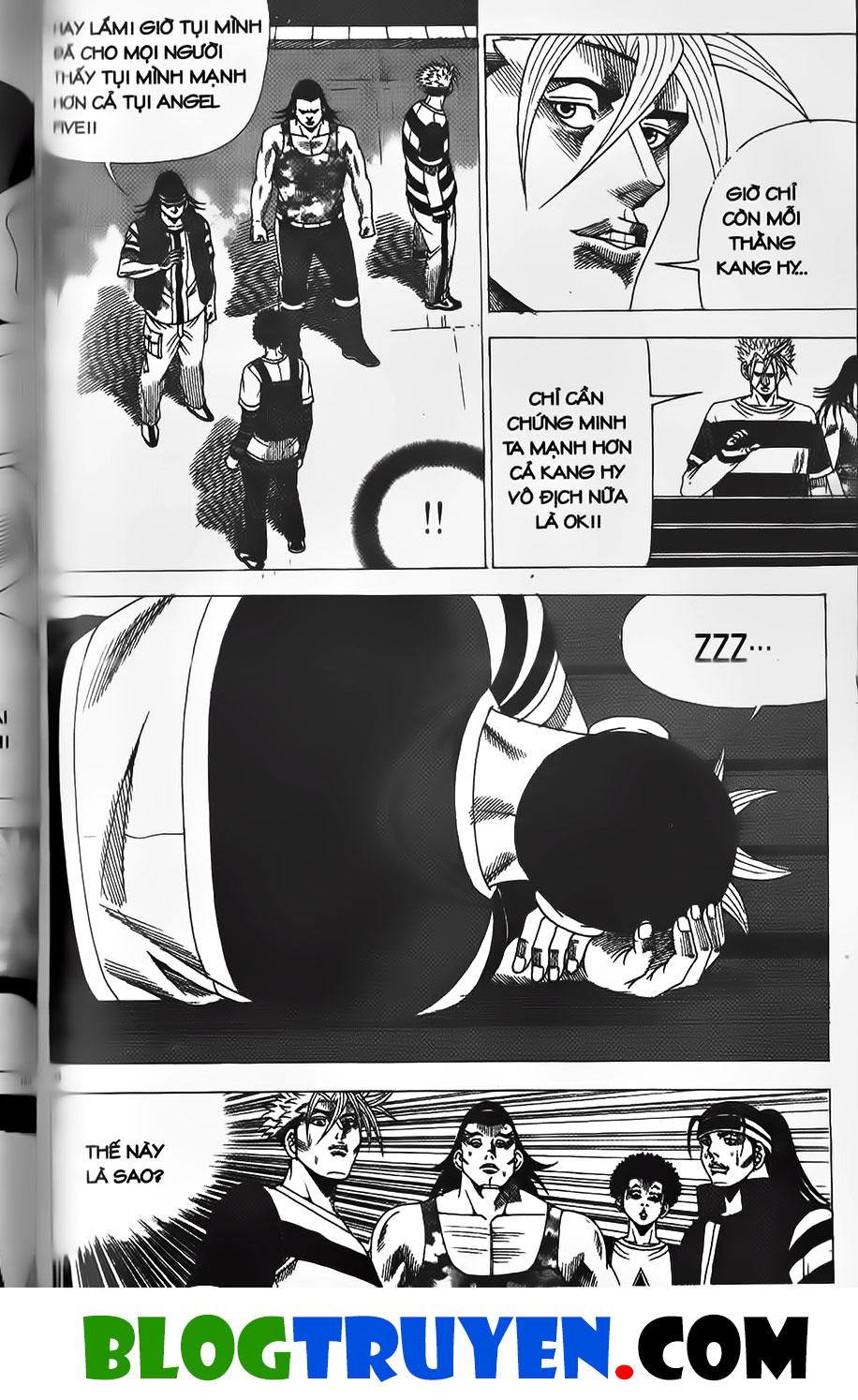 Bitagi - Anh chàng ngổ ngáo chap 350 trang 10