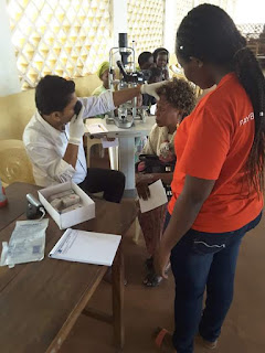 Imarika sacco CSR eye camps
