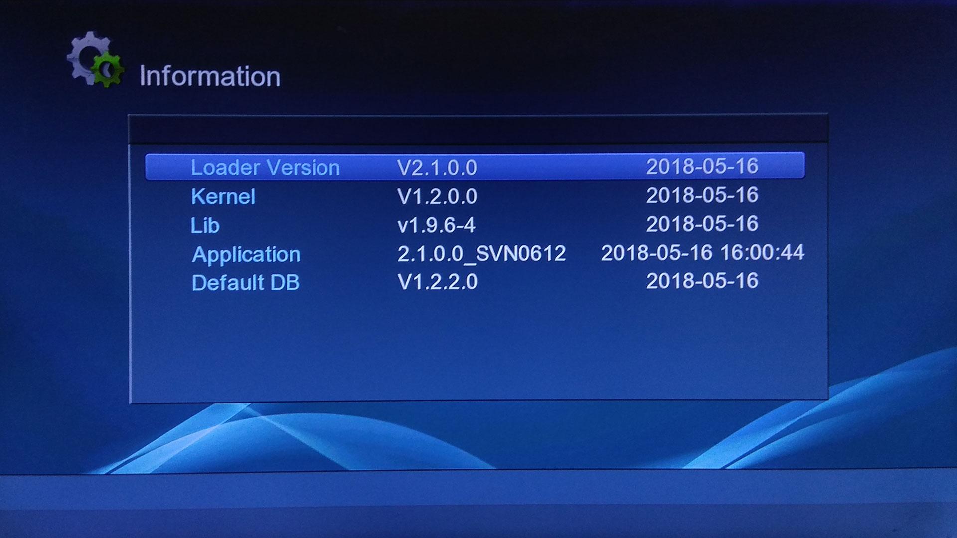 Software Getmecom HD 009 Super Plus Update Firmware Receiver