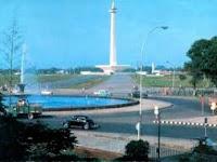 Monas (Monumen Nasional)