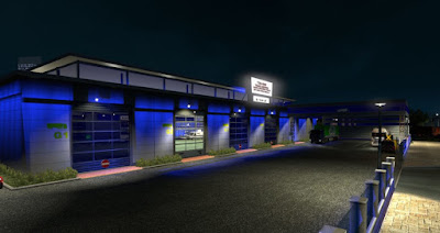 New Garage ETS2 V1.32