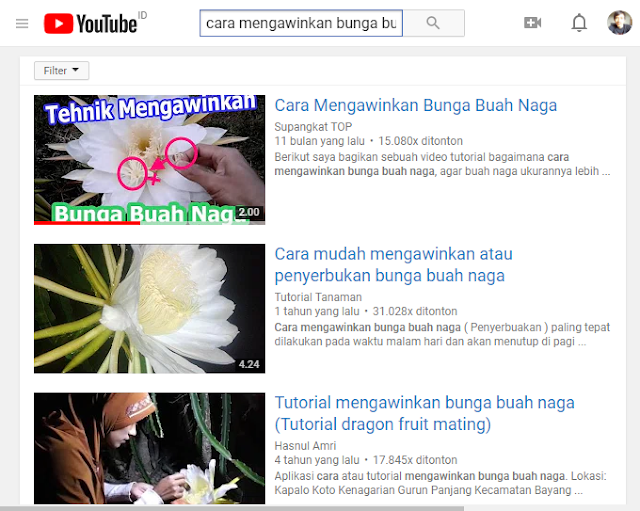 membuat thumbnail di video youtube