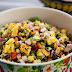 Mexican Street Corn Salad #vegetarian #salad