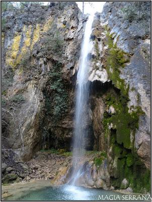 Cascada Del Fraile (Arroyo Frío, Poyatos)