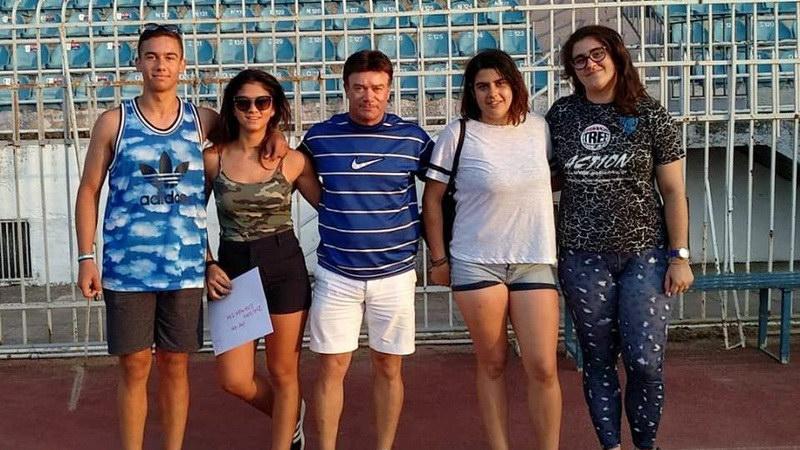 Πλασαρίσματα στους τελικούς του Πανελλήνιου πρωταθλήματος Στίβου Νεανίδων για τρεις αθλήτριες του Εθνικού Αλεξανδρούπολης
