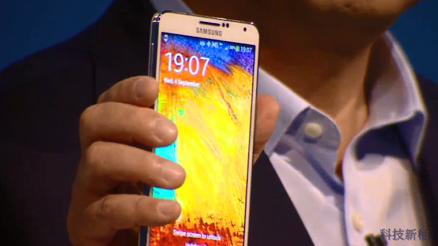 詳盡報導 SAMSUNG Galaxy Note 3、Note 10.1、 Galaxy Gear 發表會內容 Galaxy+Note+3+-04