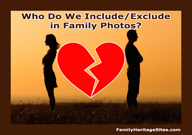 How to Handle the Hard Question of Who to Include or Exclude in Family Photos