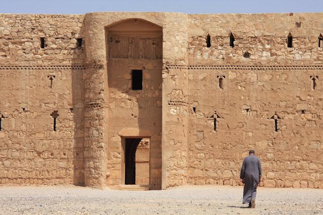 castelos do deserto