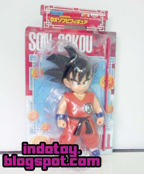 Jual Dragon Ball Vinyl Figure  : Son Goku - Kame Sennin
