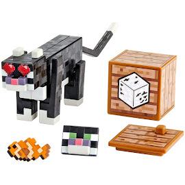 Minecraft Cat Survival Mode Figures
