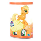 My Little Pony Molded Mane Pony Singles Applejack Brushable Pony