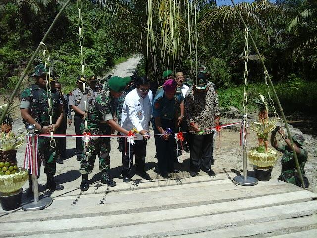 TMMD Ke- 96 Aceh Singkil Ditutup