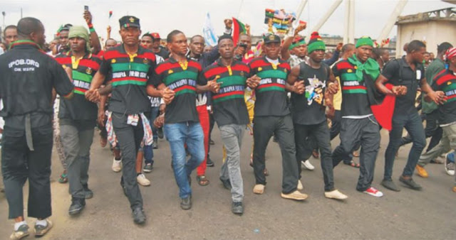 60 IPOB Members Sent To Federal Prison