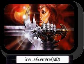 She: La guerrière