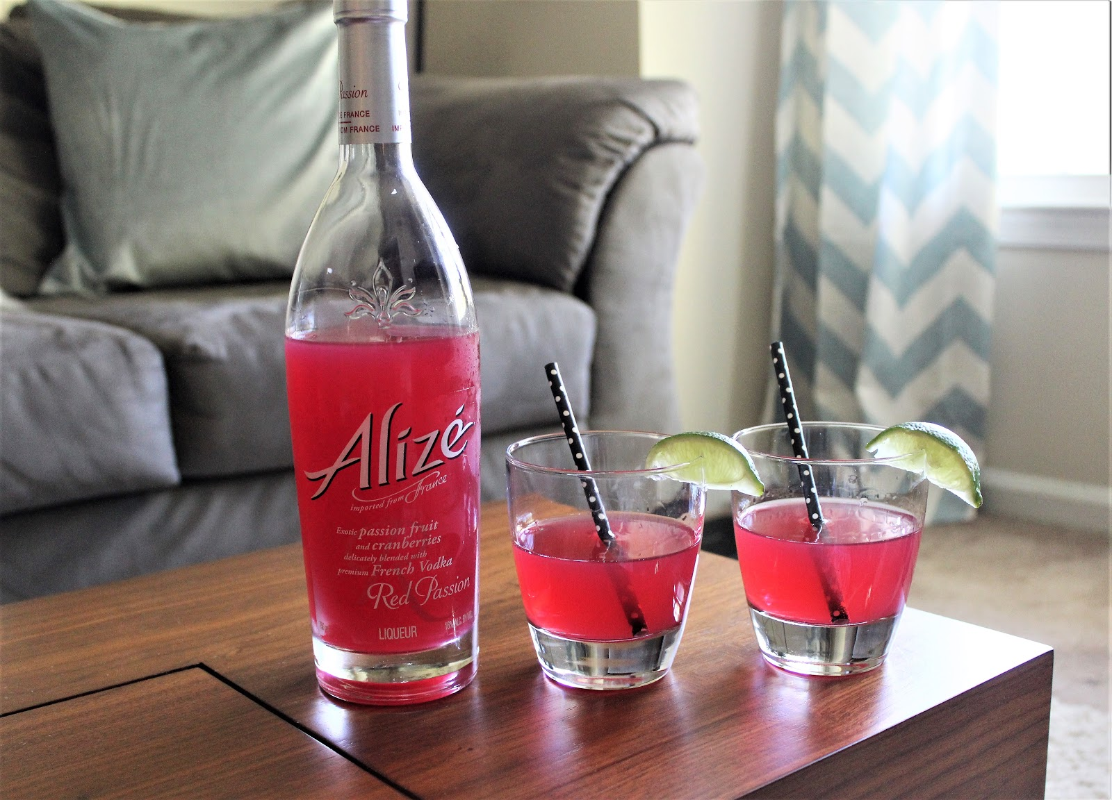 Create Your Own Fabulous Red Carpet at Home with Alizé