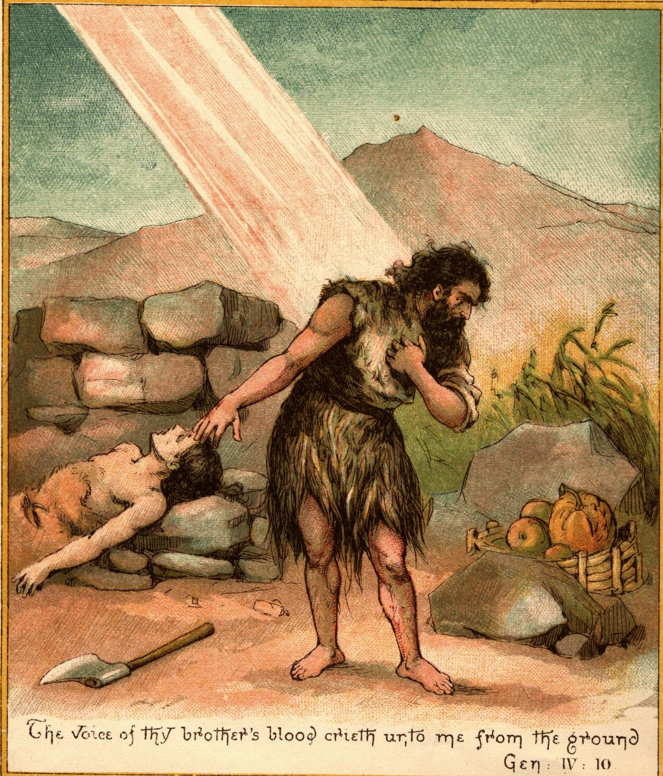 Soliloquies Cain And Abel