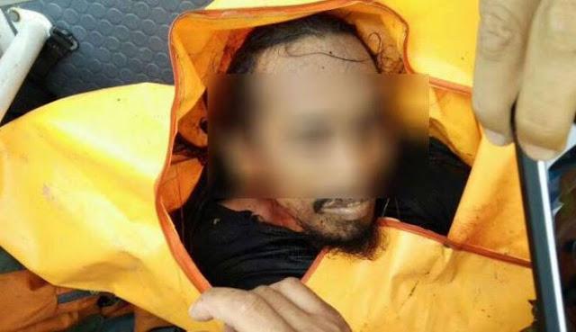 Santoso alias Abu Wardah tewas di sergap polisi