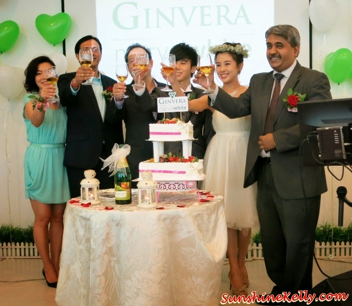 GINVERA Marvel White Skincare Launch, GINVERA Marvel White, Ginvera, Full House, Wedding Ceremony, Garden Wedding