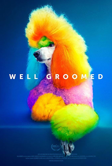 Well Groomed 2019 SXSW dog grooming documentary movie poster